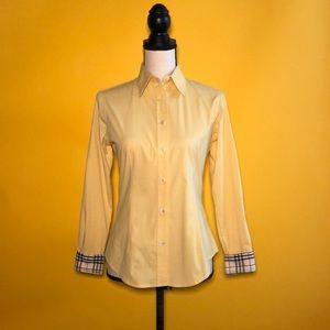🟠 Burberry London 🟠 button down shirt
